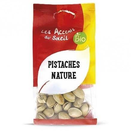 Pistaches Coque Nature