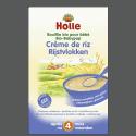 Crème de riz pour bébé