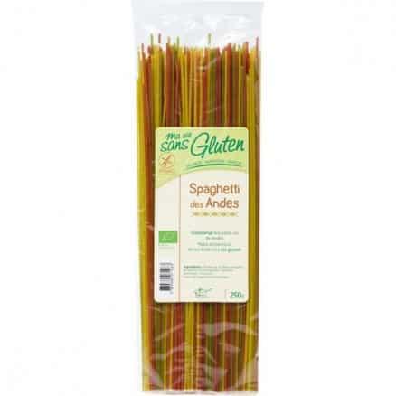 Spaghetti des Andes