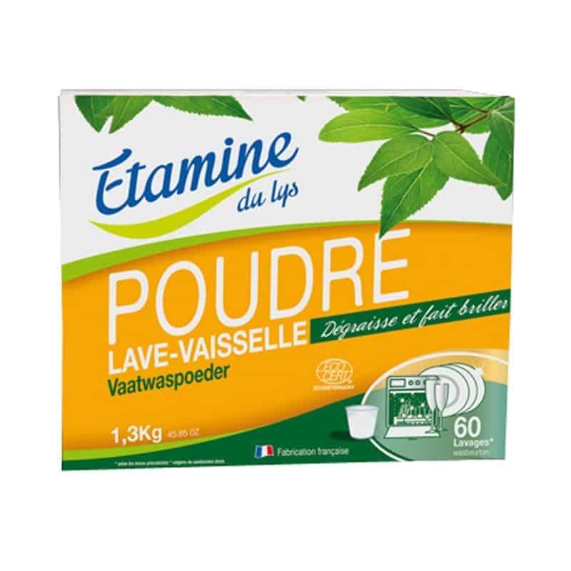 etamine du lys  Etamine du Lys Poudre lave vaisselle 1,3 kg La poudre lave... par LeGuide.com Publicité