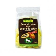 Beurre de Cacao Désodorisé