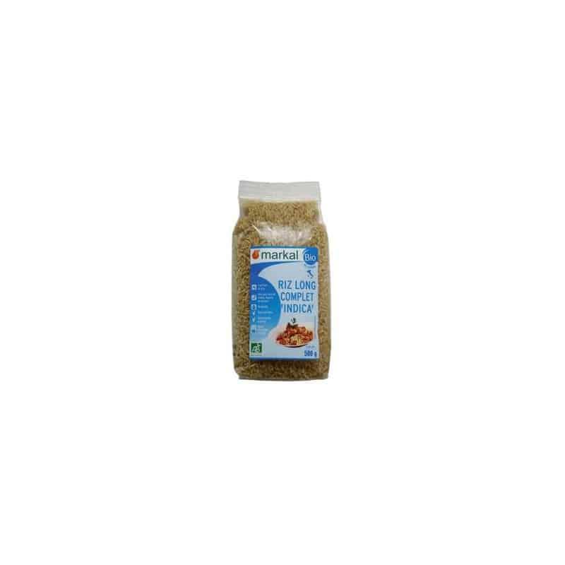 markal  Markal Riz Long Complet Indica 500 g Le riz long s'utilise... par LeGuide.com Publicité
