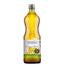 Huile Vierge Colza + Olive