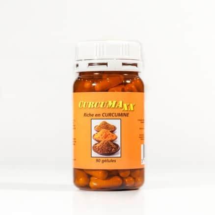 CurcumaXX Gélules