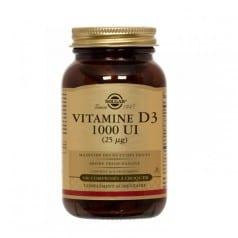 Vitamine D3 1000 Ul