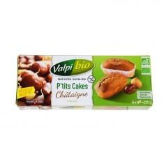 P'tits Cakes Châtaigne Sans Gluten
