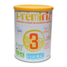 PrémiRiz Croissance 12 à 36 mois