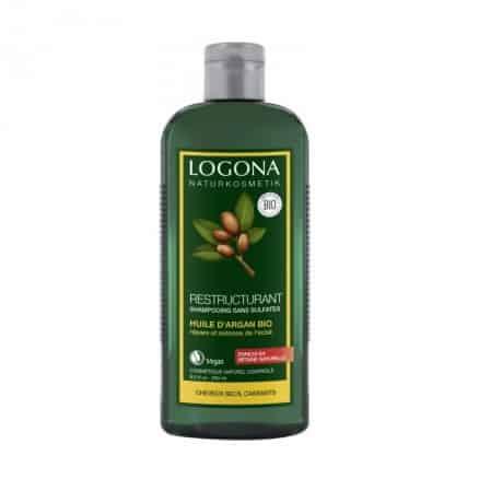 Shampooing brillance argan