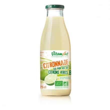 Citronnade Citron Vert