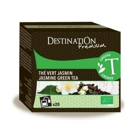 Thé Vert Fleuri Jasmin