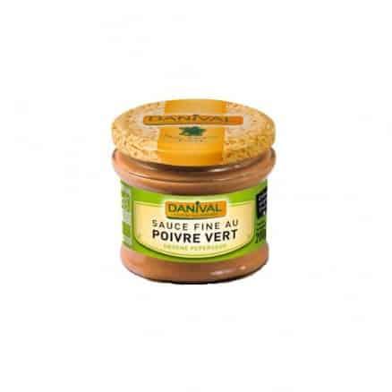 Sauce Poivre Vert