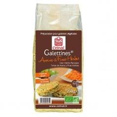 Galettines Avoine & Fines Herbes