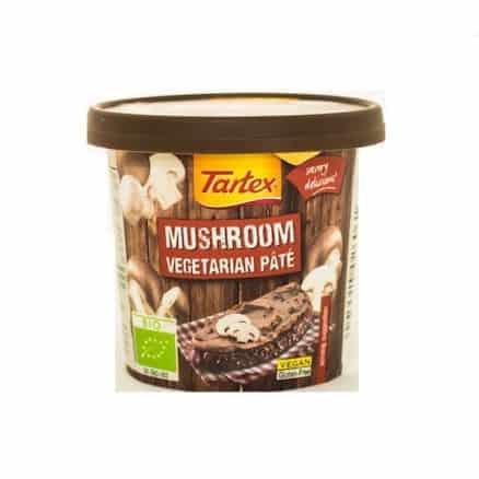 Pâte à tartiner bio végétale champignons 125 g Tartex