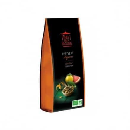 Thé Vert Gourmet Agrumes