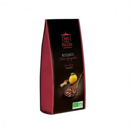 Rooibos Gourmet Citron Gingembre