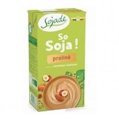 So soja ! Dessert Soja Praliné