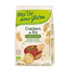 Crackers de Riz Huile d'Olive