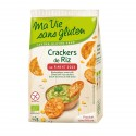 Crackers de Riz Piment Doux