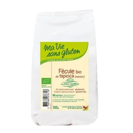 Fécule de Tapioca Manioc