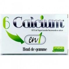 6 Calcium en 1