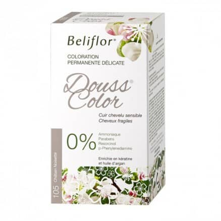 Coloration Douss Color 105 Châtain Noisette