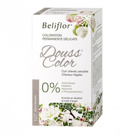 Coloration DoussColor 107 Blond Noisette