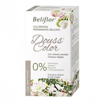 Coloration DoussColor 134 Marron Chocolat