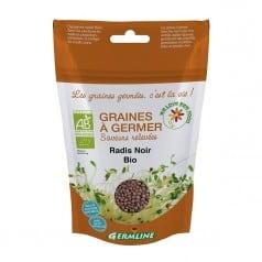 graines à germer de radis noir