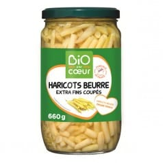 Haricots Beurre Extra Fins Coupés