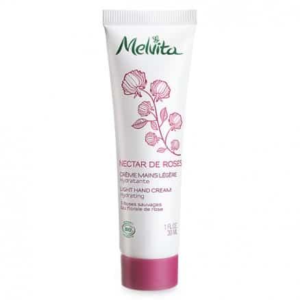 Crème Mains Légère Nectar de Roses