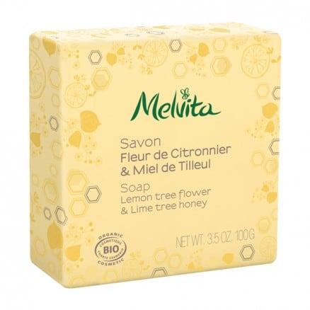 Savon Fleur de Citronnier & Miel de Tilleul