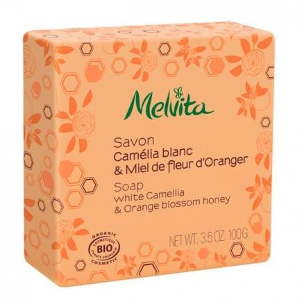 Savon Camélia & Fleur d'Oranger