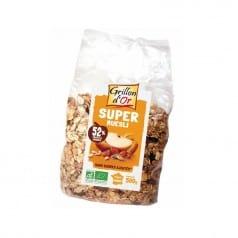 Super Muesli 52% Fruits & Graines