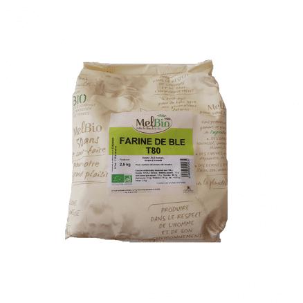 Farine de Blé T80 Format Eco