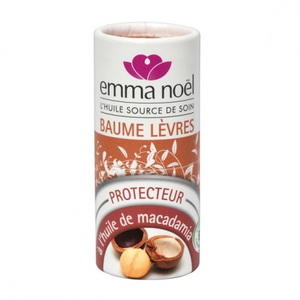 Baume Lèvres Protecteur Macadamia
