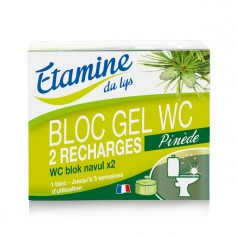 Recharge bloc gel WC