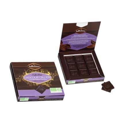 Coffret Collection Chocolat Cru