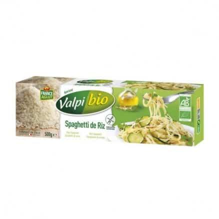 Spaghettis de Riz Sans Gluten