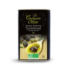 Huile d'Olive Vierge Extra Tunisie