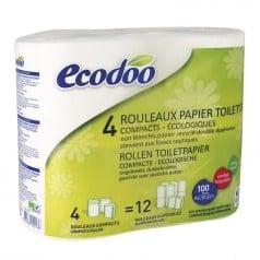 Papier toilette compact écologique
