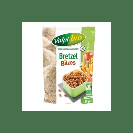 Bretzels Billes Sans Gluten