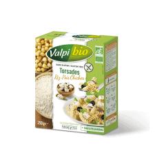 Torsades Riz Pois Chiche Sans Gluten