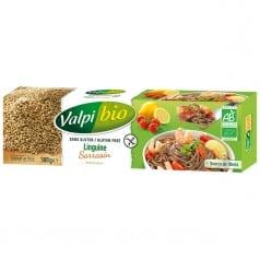 Linguine Sarrasin Sans Gluten
