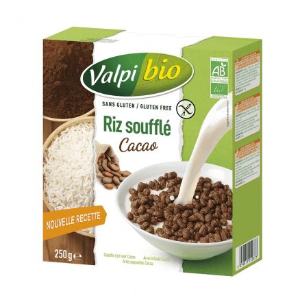 Riz Soufflé Cacao Sans Gluten