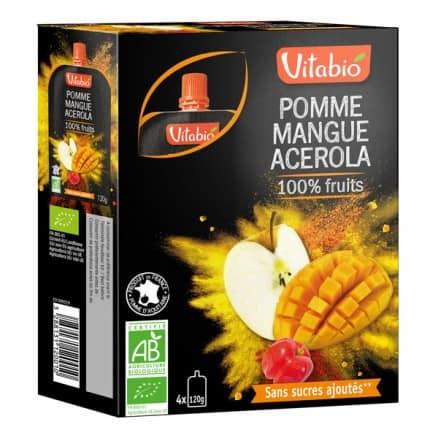 Gourdes Pomme Mangue Acérola