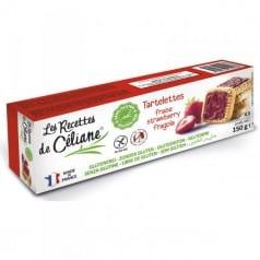 Tartelettes Fraise Sans Gluten