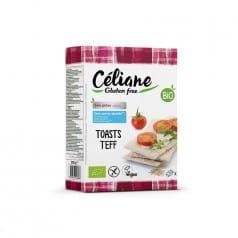 Toasts Teff Sans Gluten