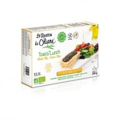 Toasti'Lunch Maïs riz Sans Gluten
