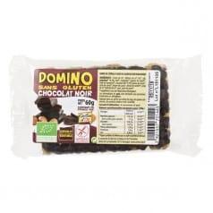 Domino Chocolat Noir Sans Gluten