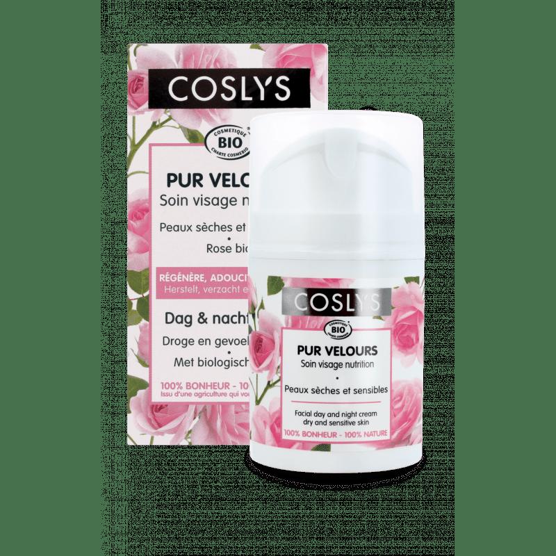 coslys  Coslys Soin Visage Nutrition Pur Velours Peaux Sèches & Sensibles... par LeGuide.com Publicité